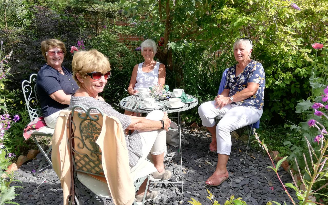 Garden Visit Group