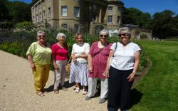 Visit to Claverton Manor