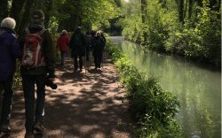 Wednesday Walkers Cromford Canal