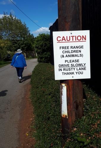 Caution free range children (1)