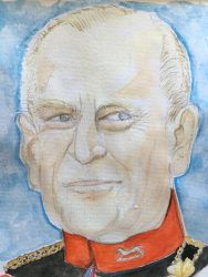 5 April 2021 death of Prince Philip by Sue Edwards